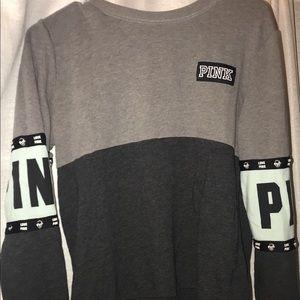 PINK crew neck